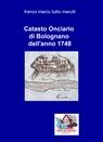 copertina Catasto Onciario di Bolognano...