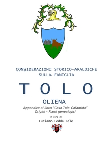 TOLO, Oliena