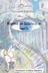 copertina Roma in bianco e nero