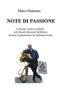 NOTE DI PASSIONE
