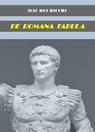 copertina DE ROMANA FABULA