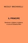 copertina Machiavelli – Il Principe