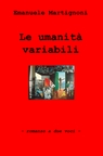 copertina Le umanità variabili