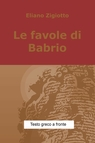 copertina Le favole di Babrio