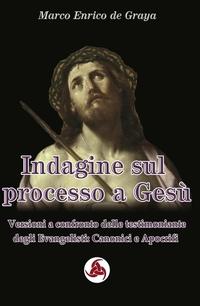 Indagine sul processo a Gesù