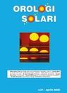 Orologi Solari n. 21