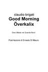 copertina Good Morning Överkalix