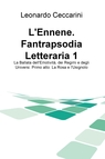 copertina L'Ennene. Fantrapsodia Letteraria 1