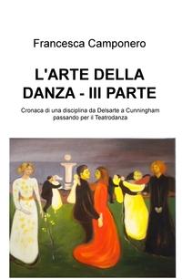 L'ARTE DELLA DANZA – III PARTE
