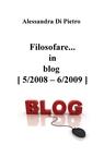 copertina Filosofare… in blog [ 5/2008 –...