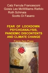 copertina di FEAR OF LOCKDOWN PSYCHOANALYSIS,...