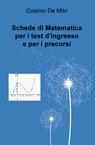 copertina Schede di Matematica per i...