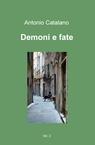 copertina Demoni e fate