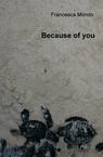 copertina Because of you
