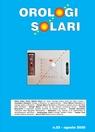 copertina Orologi Solari n. 22