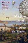 copertina Memento Amori e I giardini...