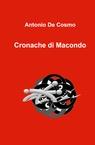 copertina Cronache di Macondo