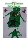 copertina I quattro guardiani dell'universo