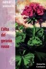 copertina L'ALBA DEL GERANIO ROSSO