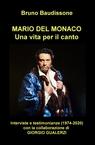 copertina di MARIO DEL MONACO Una vita...