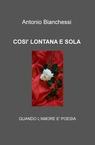 copertina COSI' LONTANA E SOLA