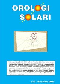 Orologi Solari n. 23