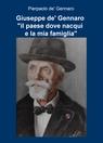 """Giuseppe de' Gennaro """"il paese dove nacqui e l..."""