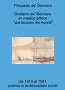 """Girolamo de' Gennaro un medico pittore """"dai tac..."""