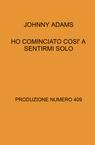 copertina HO COMINCIATO COSI' A SENTIRMI S...