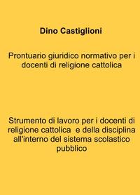 Prontuario giuridico normativo per i docenti di religione cattolica