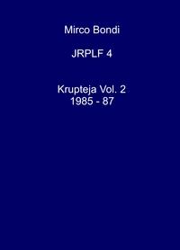 Krupteja Vol. 2 1985 – 87