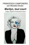 copertina Marilyn, tout court