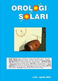 Orologi Solari n. 24