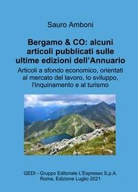 Bergamo & CO: alcuni articoli pubblicati sulle ultime edizioni dell'Annuario