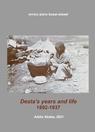 copertina Desta's years and life, 1...