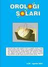 copertina Orologi Solari n. 25