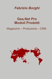 Gea.Net Pro, Moduli Prodotti