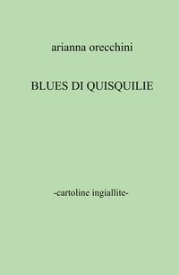 BLUES DI QUISQUILIE