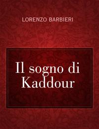 Il sogno di Kaddour
