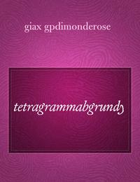 tetragrammabgrundy