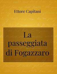 La passeggiata di Fogazzaro