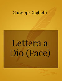 Lettera a Dio (Pace)