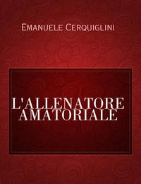 L'ALLENATORE AMATORIALE