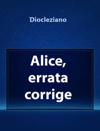 Alice, errata corrige
