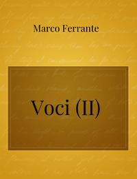 Voci (II)