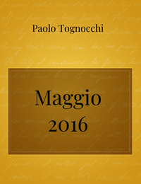 Maggio 2016
