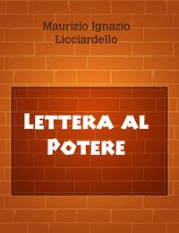 Lettera al Potere
