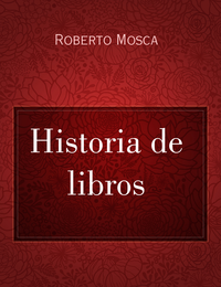 Historia de libros