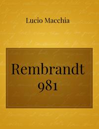 Rembrandt 981