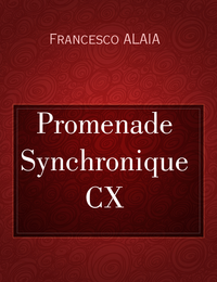 Promenade Synchronique CX